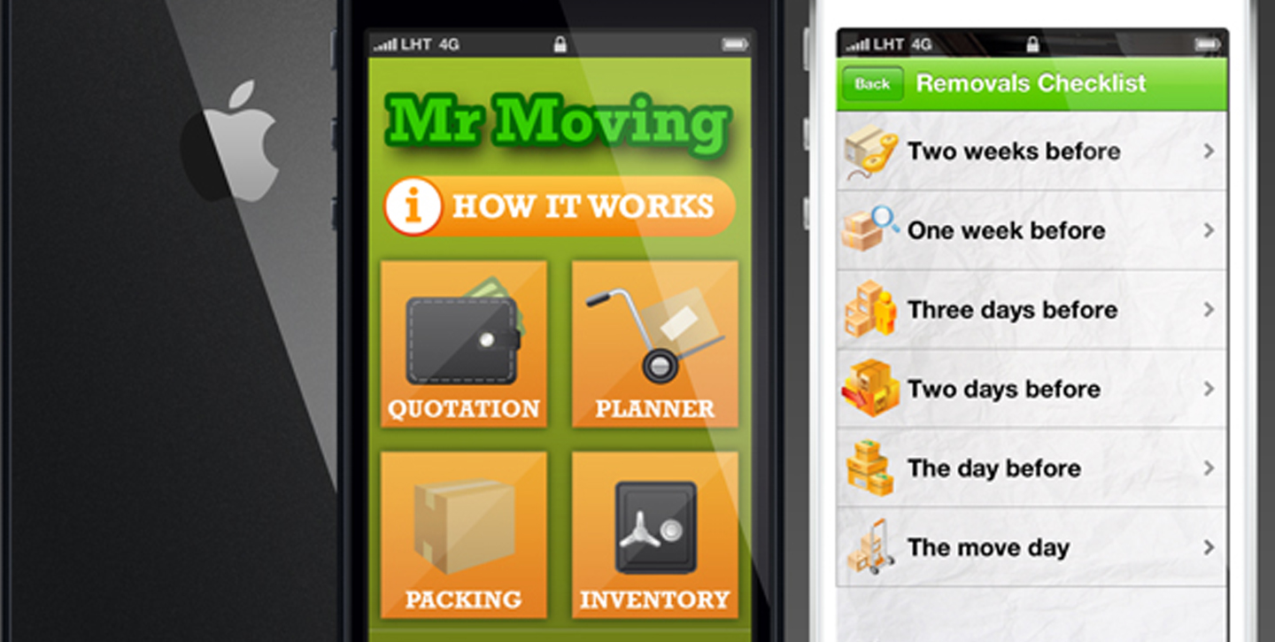 Mr Moving Removals Quotation App