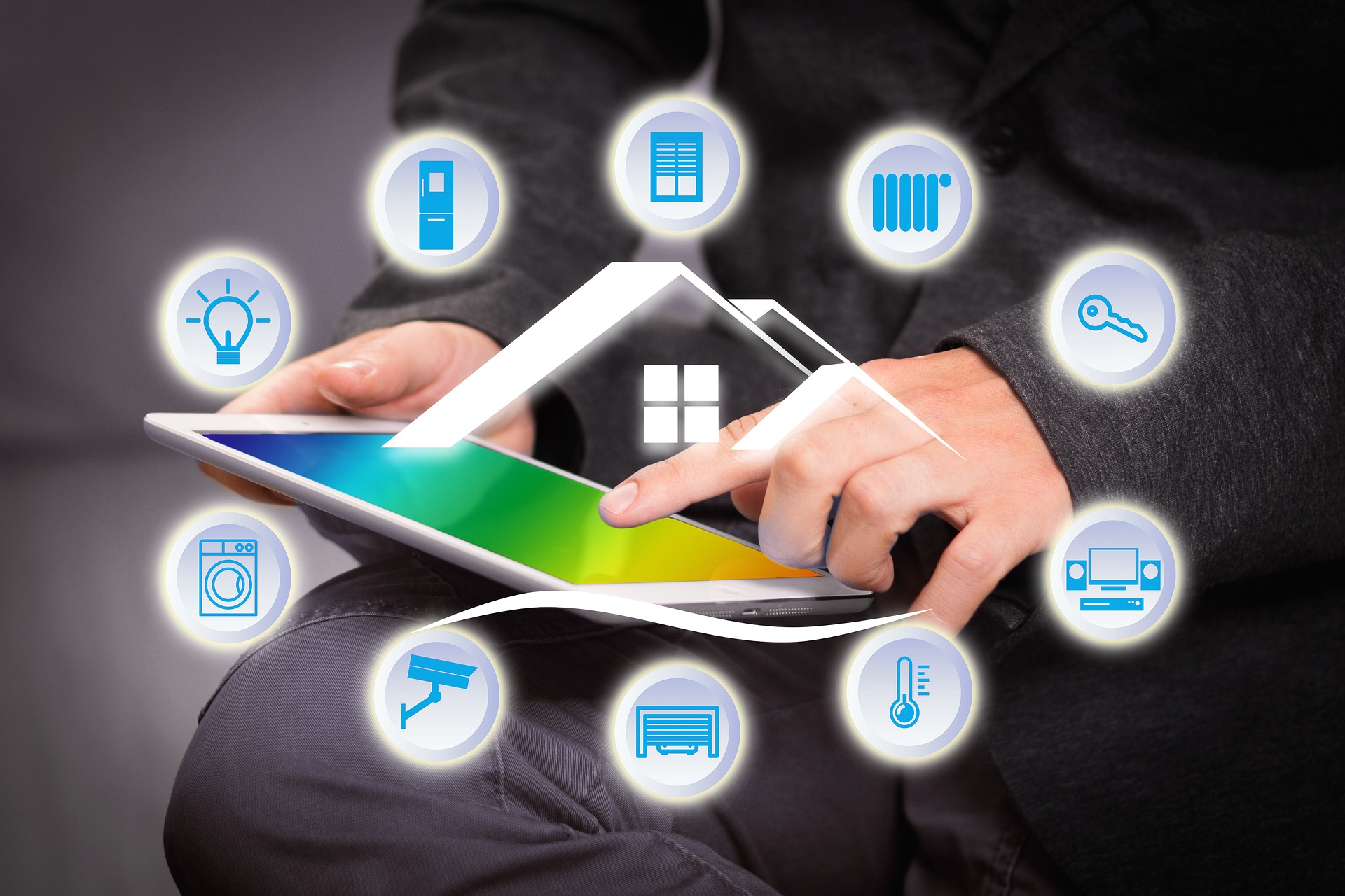 IoT, Smart sensors, smart cities, energy efficiency, smart home, smart building